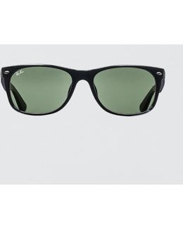 New Wayfarer (f) Sunglasses