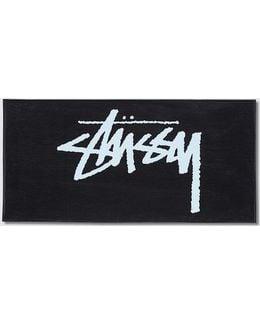Stock Plush Towel