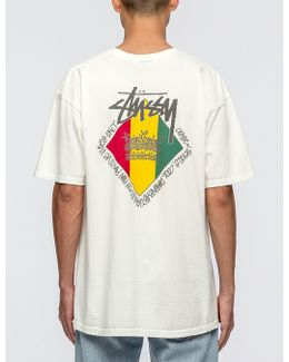 Reggae Diamond Pigment Dyed T-shirt