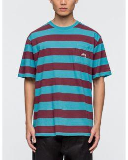 Range Stripe Pocket T-shirt