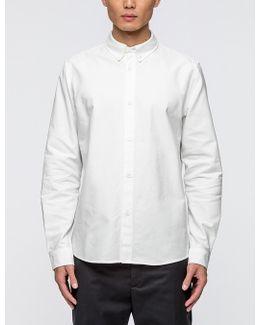 Button Down Oxford L/s Shirt