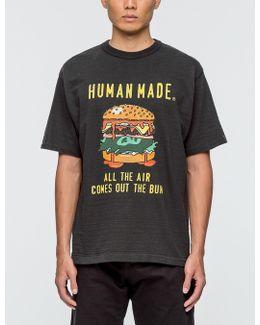 #1401 Burger S/s T-shirt