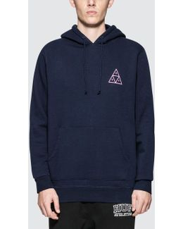 Triple Triangle Pullover Hoodie