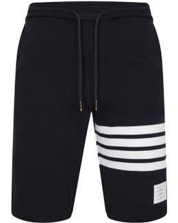 Classic Navy Sweat Shorts