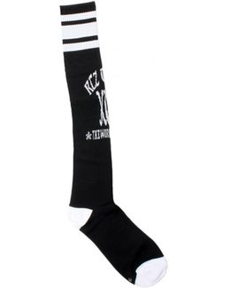 The World To Come Socks Black