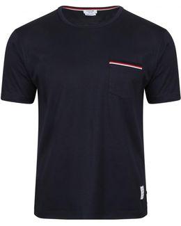 Classic Pocket T-shirt Navy