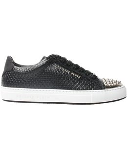 Westwood Spike Top Sneakers Black