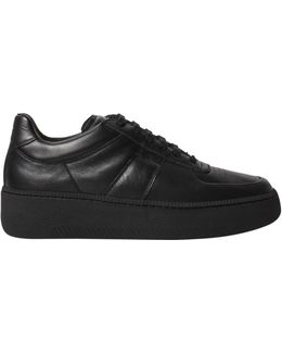 Classic Chunky Sole Sneaker Black