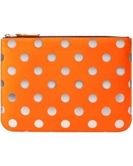 Sa5100gb Optical Group Dot Pouch Orange