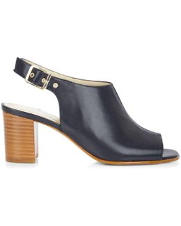 Jean Slingback Ankle Boot