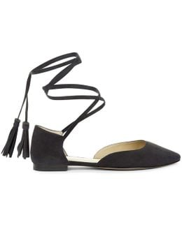 Willow Pointed Flat