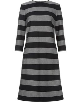 Gracie Stripe Tunic Dress