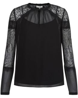 Sonia Lace Top
