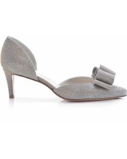Babow Low Heeled Court Shoe