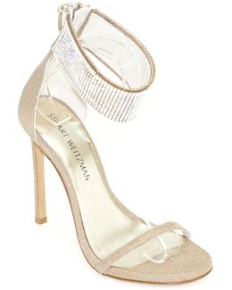 - Cuff Love Ankle Strap