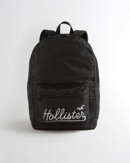 Graphic Nylon Backpack