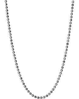 Facetted Ball Chain 41, 45cm