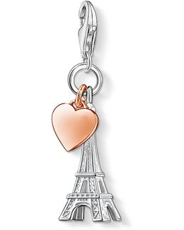 Charm Club Eiffel Tower Charm