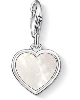 Charm Club Heart Charm