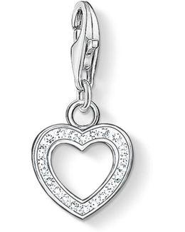 Charm Club Heart Pendant