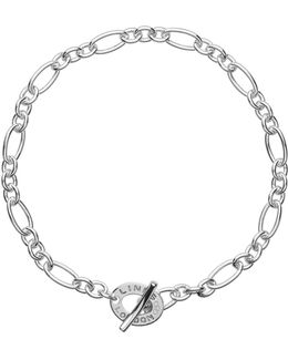 Signature Xs Charm Chain Bracelet-s