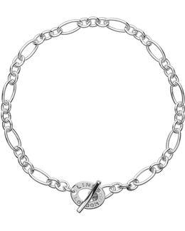 Signature Xs Charm Chain Bracelet