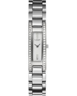 Selene Stainless Steel & Sapphire Watch