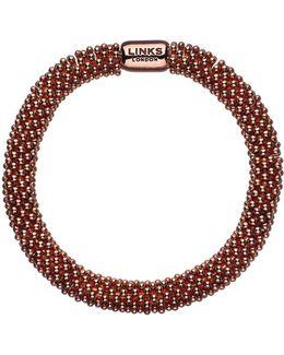 Effervescence Star Rose-gold Plated Bracelet