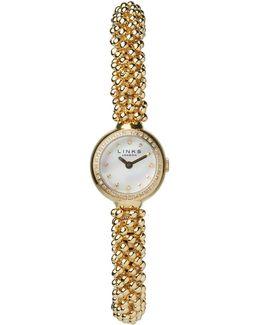 Effervescence Star Yellow Gold Watch