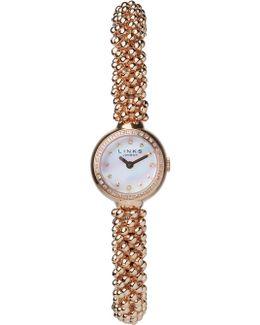 Effervescence Star Rose Gold Watch