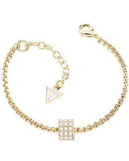 G Rounds Gold Bracelet