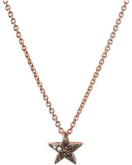 Diamond Essentials Star Necklace