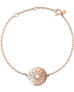 Timeless 18ct Rose Gold Vermeil Bracelet