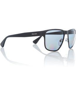 Black Square Pr 55ss Sunglasses