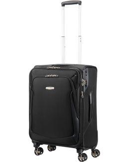 X-blade 3.0 Black 8 Wheel 63cm Medium Suitcase