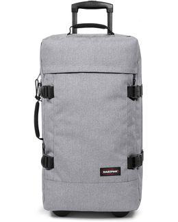 Tranverz Medium Sunday Grey Wheeled Suitcase