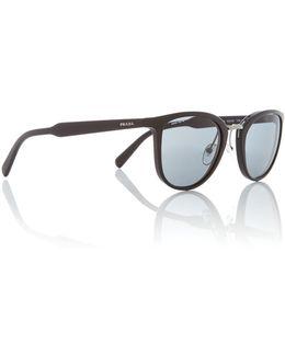 Black Phantos Pr 22ss Sunglasses