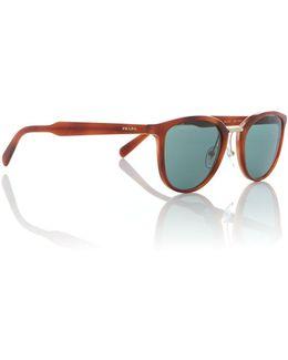 Light Brown Phantos Pr 22ss Sunglasses