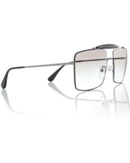 Black Square 0pr 57ss Sunglasses
