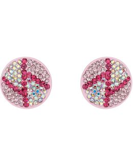 Round Z Earring