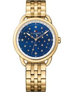 Th737 Ladies Gold Bracelet Watch
