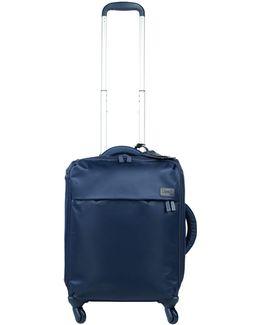 Original Plume Navy 4 Wheel Cabin Suitcase