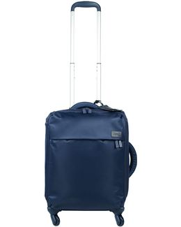Original Plume Navy 4 Wheel Soft Medium Suitcase
