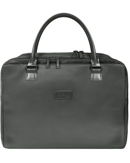 Lady Plume Anthracite Grey Laptop Bag 15.6 Inch