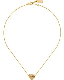216350159043 Gold & Diamond Necklace