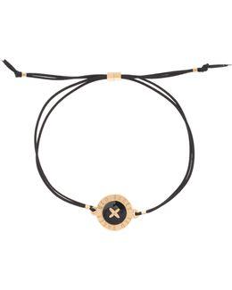 T12652405 Ellysia Button Cord Bracelet