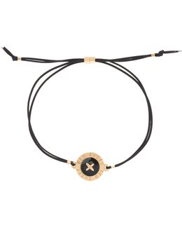 T12652405 Ellysia Button Cord Bracelet