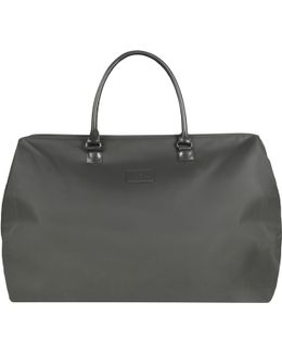Lady Plume Anthracite Grey Large Weekend Bag