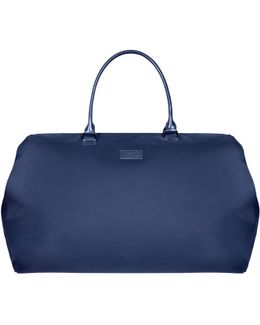 Lady Plume Navy Large Weekend Bag
