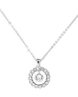 T13160102 Cadhaa Crystal Pendant